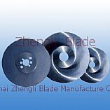 Fanning Island Curve saw blade, saw blade grinding, circular saw blade factory, pipe cutting machine blade ny54rg Provide